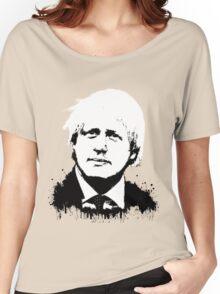 Boris Johnson / Che Guevara Women's Relaxed Fit T-Shirt