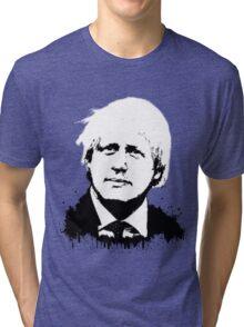 Boris Johnson / Che Guevara Tri-blend T-Shirt