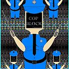 Cop Block org iPhone cover by Joseph Steadman