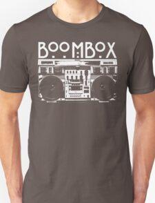 BOOMBOX Art by Bill Tracy Unisex T-Shirt