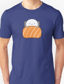sleepy sushi bed Unisex T-Shirt