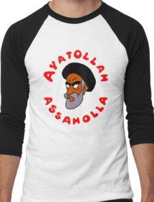 aya ass Men's Baseball ¾ T-Shirt