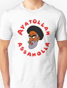 aya ass Unisex T-Shirt