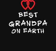 "Grandpa ""Best Grandpa on Earth"" Unisex T-Shirt"