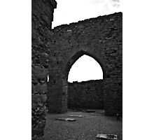 Ireland in Mono: Just To Touch You Once Again Photographic Print