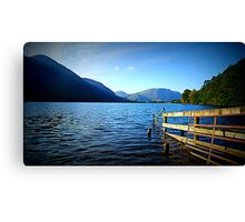 Buttermere, Lake District National Park. Canvas Print