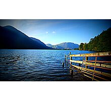 Buttermere, Lake District National Park. Photographic Print