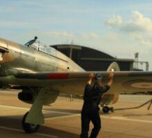 Hawker Hurricane Sticker