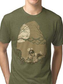Woodland Wars Tri-blend T-Shirt