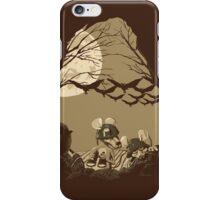 Woodland Wars iPhone Case/Skin