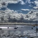 Lindisfarne View #2 by Colin Metcalf