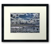 Lindisfarne View #2 Framed Print