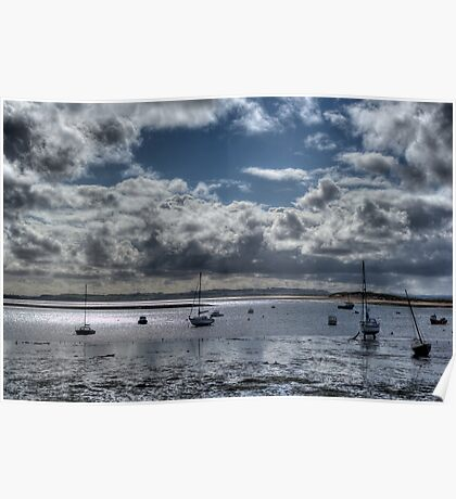 Lindisfarne View #2 Poster