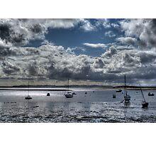 Lindisfarne View #2 Photographic Print