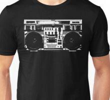 Conion C-100F Boombox Art by Bill Tracy Unisex T-Shirt