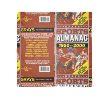 BTTF GREYS SPORTS ALMANAC Scarf