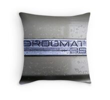 Ford Falcon XP Fordomatic 3S badge  Throw Pillow