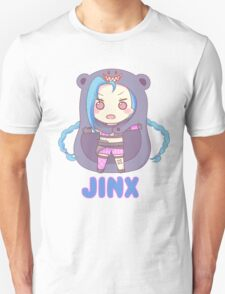Chibi Jinx  T-Shirt