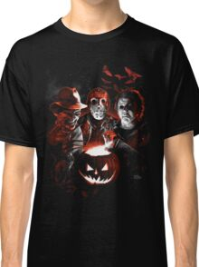 Super Villains Halloween Classic T-Shirt
