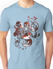 Super Villains Halloween Unisex T-Shirt