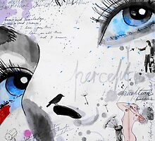 perceptions muse by Loui  Jover