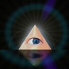 ALL SEEING EYE-PHONE 2 by Marvin Hayes