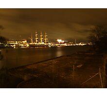 Gothenburg By Night Photographic Print