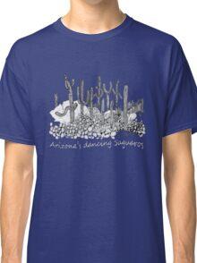 Dancing Saguaro Cactus Classic T-Shirt
