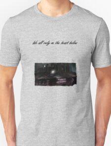 The beast below Unisex T-Shirt