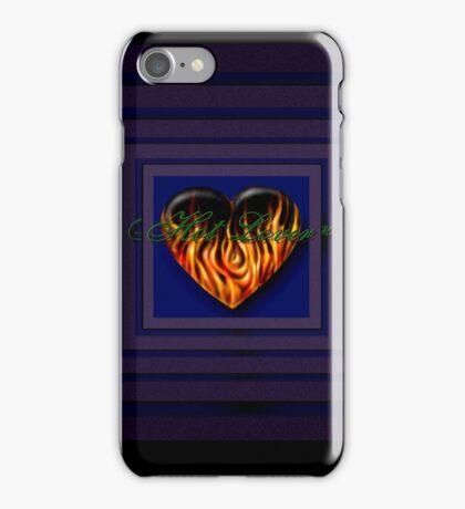 HOT LOVER iPhone Case/Skin