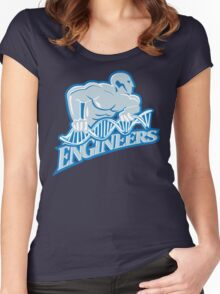 Go Engineers!! Women's Fitted Scoop T-Shirt