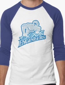 Go Engineers!! Men's Baseball ¾ T-Shirt