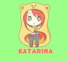 Chibi Katarina League of Legends by LexyLady
