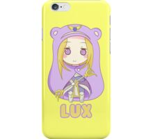 Chibi Lux League of Legends iPhone Case/Skin