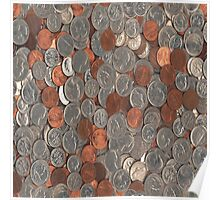 American Coins Poster