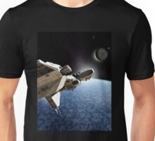 Passing the Ice Planet Unisex T-Shirt