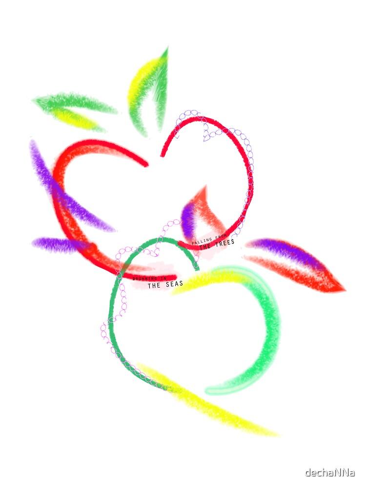 Pommes de feu by dechaNNa