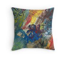 Graffiti© Throw Pillow