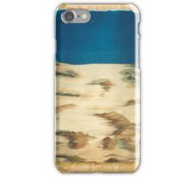 Distant Rains and Blue skies iPhone Case/Skin