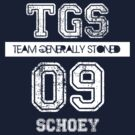 TGS Schoey (white) by excasperated
