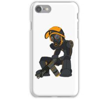 Flamethrower iPhone Case/Skin