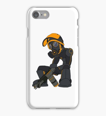 Flamethrower iPhone Case/Skin