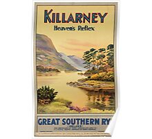 Vintage poster - Ireland Poster