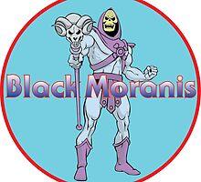 Black Moranis - Skeletor by CopeStarr