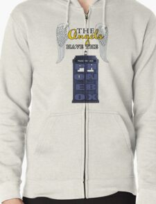 The Angels Have the Phonebox | Doctor Who T-Shirt