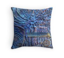 Ebb... and Flow Throw Pillow