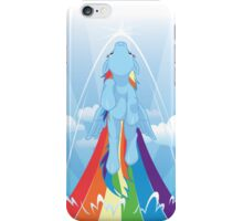 Sonic Rainboom iPhone Case/Skin