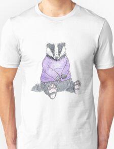 Winter Badger T-Shirt
