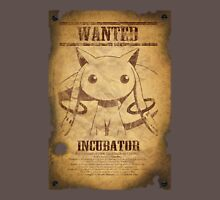 WANTED: Kyuubey Unisex T-Shirt
