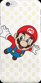Super Mario by Cow41087